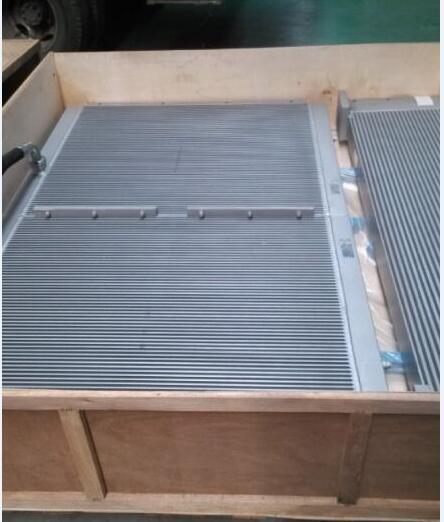 富达油冷却器